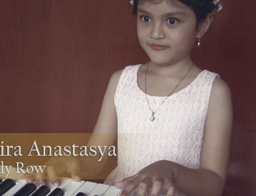 Lightly Row by Almira Anastasya